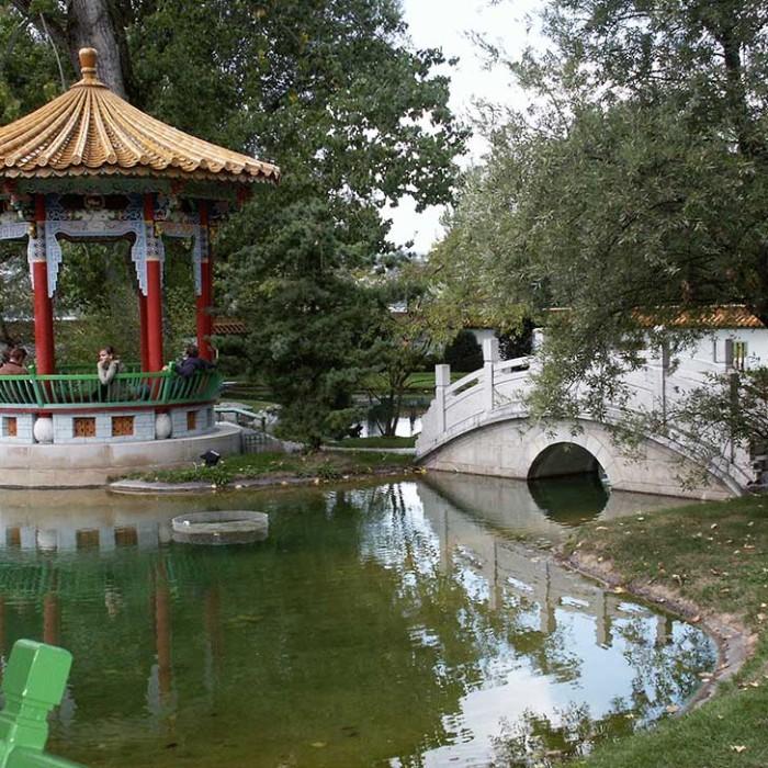 Chinagarten in Zürich